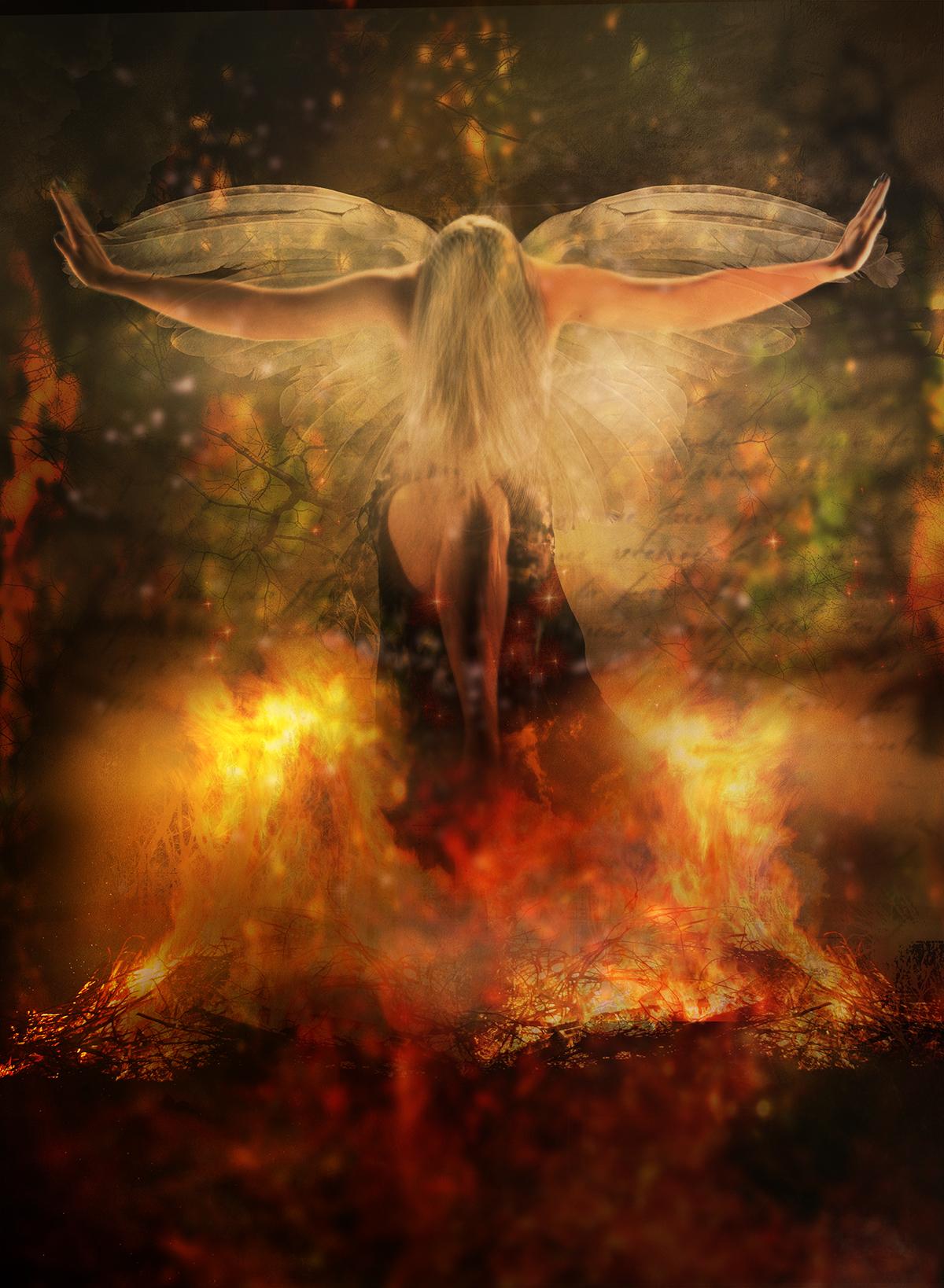 Fallen Angel sm